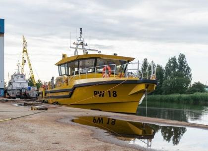 Eerste Nederlandse vol-elektrisch dienstvaartuig
