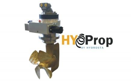 Hydraulische voortstuwing