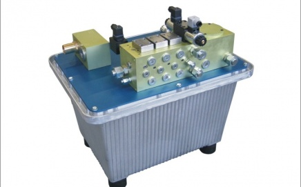 Powerpack hydraulic units