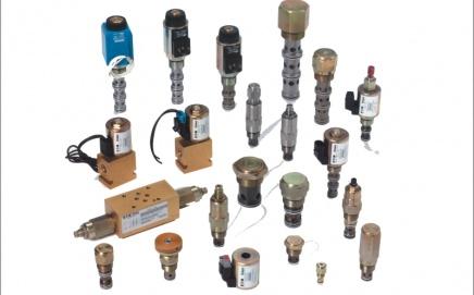 Inschroef cartridges