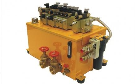 Load sensing Power Pack