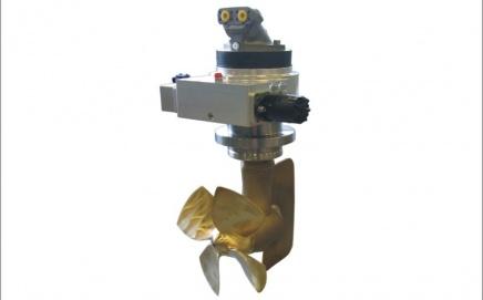 Electric, hydraulic and hybrid propulsion